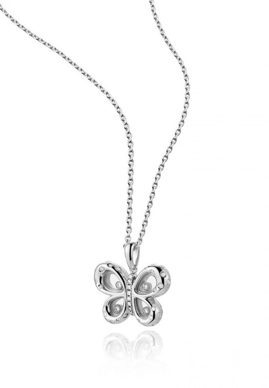 萧邦(Chopard)Happy Diamonds Butterflies