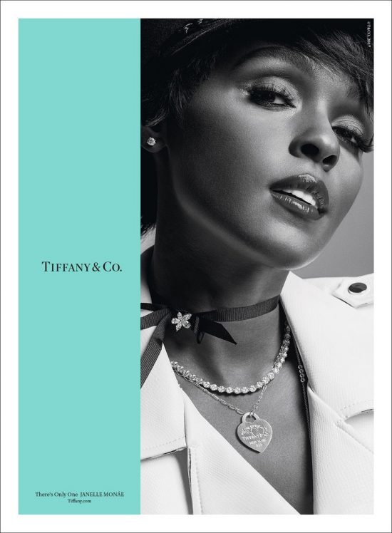 Janelle Monáe X Tiffany《There's Only One》